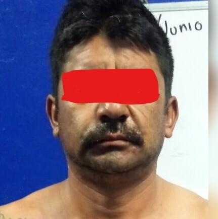 Detenido por escandalizar en autobús tiene denuncia por robo